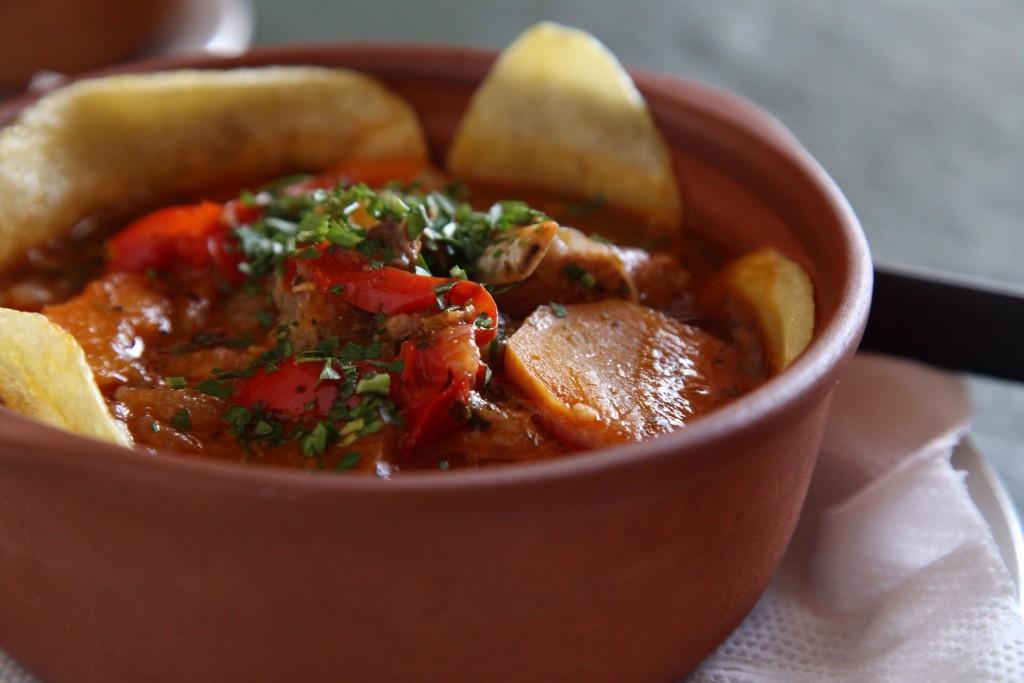 Llama stew
